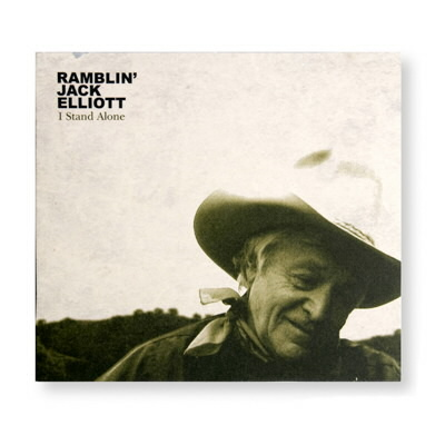 Ramblin Jack Elliott - I Stand Alone - CD