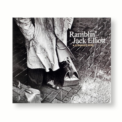 Ramblin Jack Elliott - A Stranger Here - CD