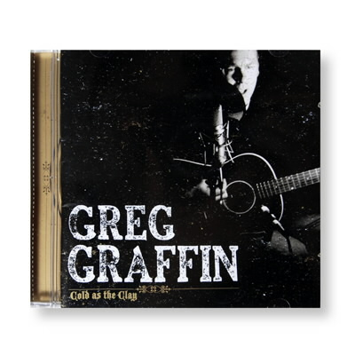 Greg Graffin - Cold As The Clay - CD