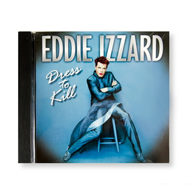 Eddie Izzard - Dress To Kill - CD