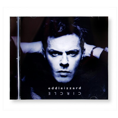 Eddie Izzard - Circle - CD