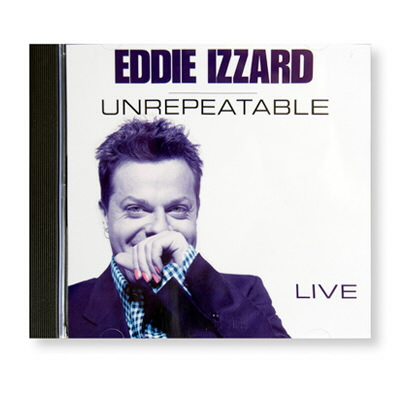 Eddie Izzard - Unrepeatable - CD