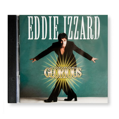 Eddie Izzard - Glorious - CD