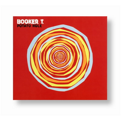 Booker T Jones - Potato Hole - CD