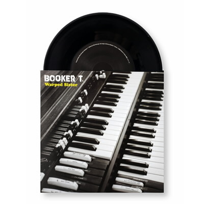 "Booker T Jones - Warped Sister 7"" EP (Record Store Day)"