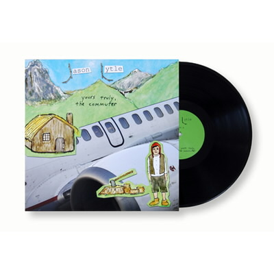 Jason Lytle - Yours Truly, The Commuter - LP