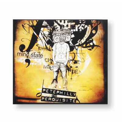 Pete Philly & Perquisite - Mindstate - CD