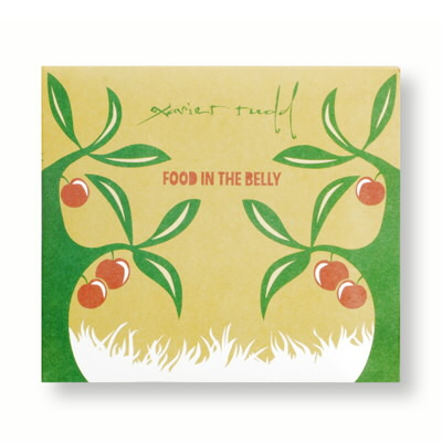 Xavier Rudd - Food In The Belly - CD