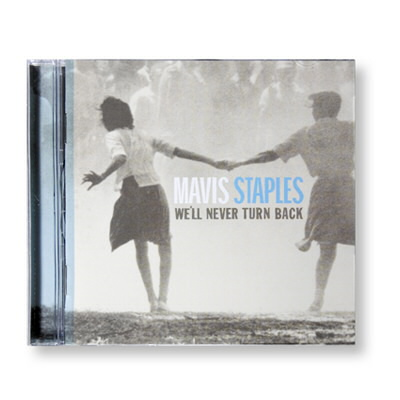 Mavis Staples - We'll Never Turn Back - CD