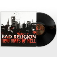 IMAGE | Bad Religion - BR New Maps of HelLP