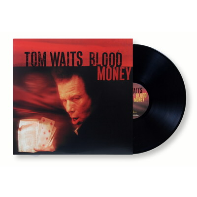 Tom Waits - Blood Money - LP