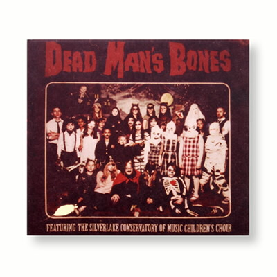 anti-records - Dead Mans Bones - CD