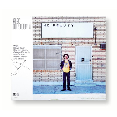 Alec Ounsworth-Mo Beauty - CD