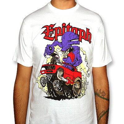 Hot Rod Eggbert Shirt