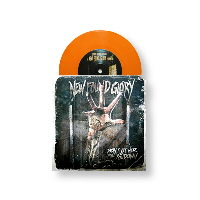 "IMAGE | New Found Glory - Don't Let Her Pull You Down 7"" EP (Orange)"