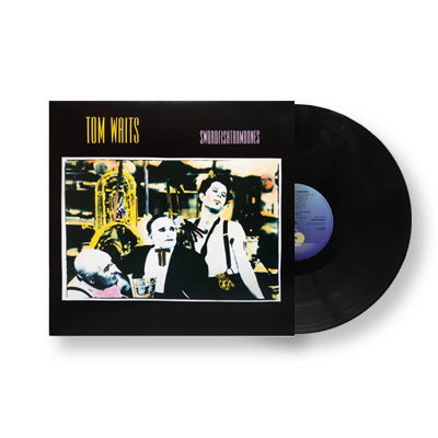 Tom Waits - Swordfishtrombones - LP (EU Import)