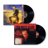 IMAGE | Tom Waits - Alice & Blood Money LP Bundle