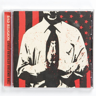 Bad Religion - The Empire Strikes First CD