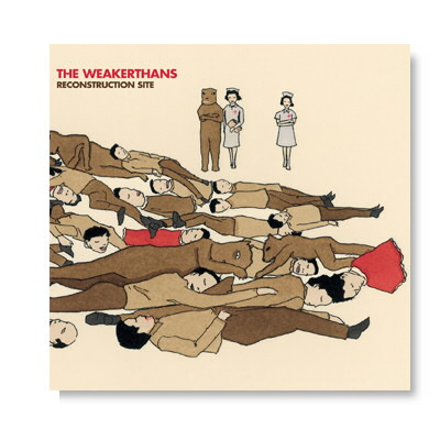 The Weakerthans - Reconstruction Site CD
