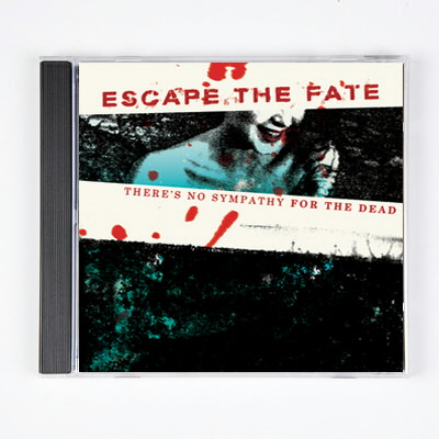 Escape The Fate - There's No Sympathy For The Dead - CD