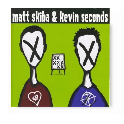Alkaline Trio - Matt Skiba/Kevin SecondSplit CD