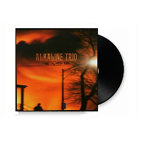 IMAGE | Alkaline Trio - ALK3 Maybe I'll Catch Fire (Black) - LP