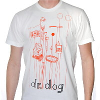 IMAGE | Dr. Dog - Objects-White Shirt