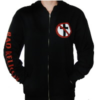 IMAGE | Bad Religion - Crossbuster Zip-Up Hoodie