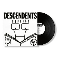 IMAGE | Descendents - Everything Sucks LP (Black)