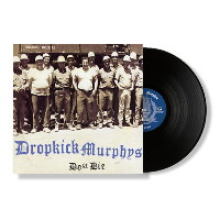 IMAGE | Dropkick Murphys - DKM Do Or Die LP (Black Vinyl)