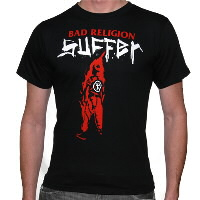 IMAGE | Bad Religion - Black Suffer Tee