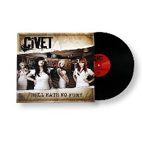 IMAGE | Civet - Hell Hath No Fury - LP