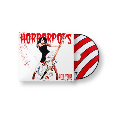 Horrorpops - Hell Yeah! CD