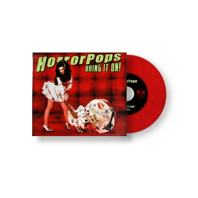 Horrorpops - Bring It On! CD