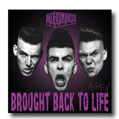 Nekromantix - Brought Back To Life CD