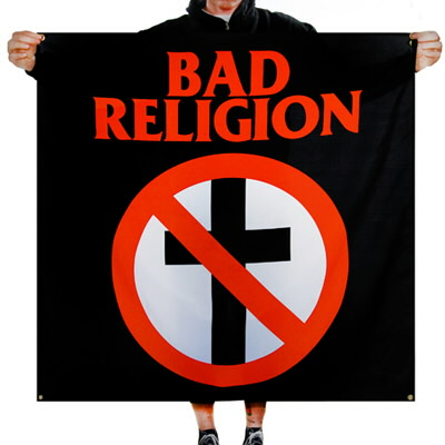 Bad Religion - Crossbuster Flag