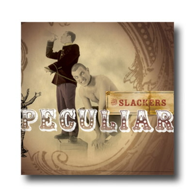 The Slackers - Peculiar CD