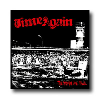 Time Again - The Stories Are True - CD
