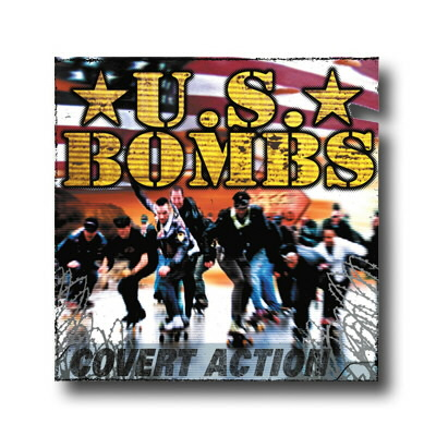 U.S. Bombs - Covert Action CD