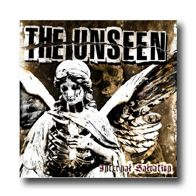 The Unseen - Internal Salvation CD