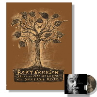IMAGE | Roky Erickson - True Love Cast Out All Evil CD & Print