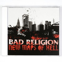 IMAGE | Bad Religion - BR New Maps of Hell CD