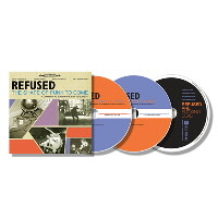 IMAGE | Refused - The Shape Of Punk To Come Deluxe CD/DVD