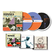 IMAGE | Refused - Refused Deluxe CD/DVD Fan Pack