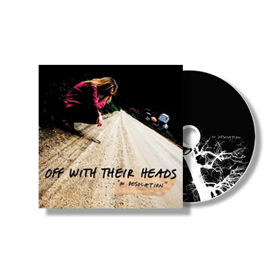 Off With Their Heads - In Desolation CD