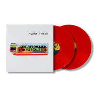 IMAGE | Joe Strummer & The Mescaleros - Global-A-GoGo - 2xLP - Red