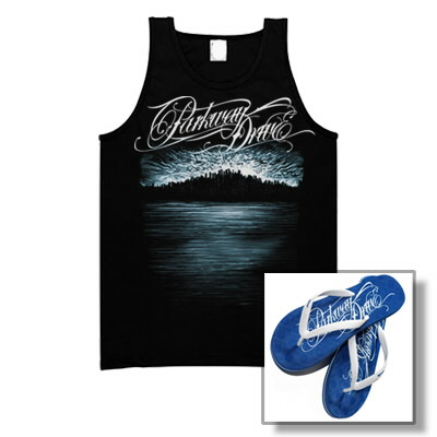 Parkway Drive - Flip Flop/Tank Top Summer Bundle