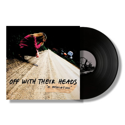 Off With Their Heads - In Desolation - LP