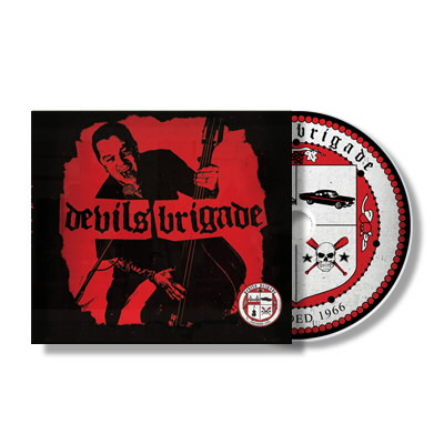 hellcat-records - Devils Brigade CD