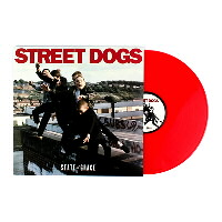 IMAGE | Street Dogs - State Of Grace - LP - Red